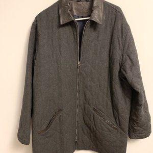 Brown Salvatore Ferragamo Men's Jacket